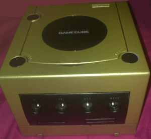 Gamecube Gold