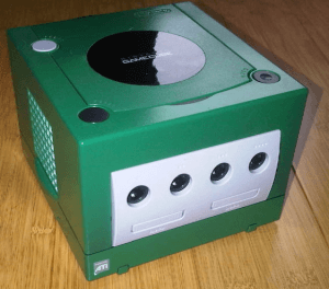 Gamecube grün