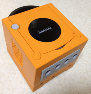 gamecube orange