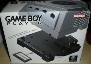 Gameboy Player Schwarz