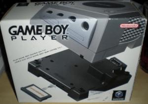 Gameboy Player Schwarz