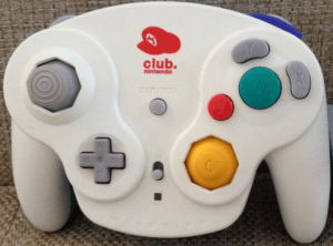 Gamecube Wavebird Club Controller