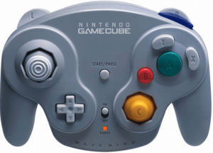 Gamecube Wavebird Controller