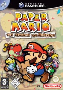 Paper Mario für den Gamcube