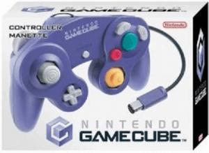 Gamecube Controller in Originalverpackung blau
