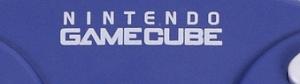 Nintendo Gamecube Logo auf Gamecubecontrollern