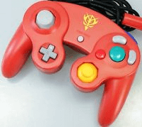 gamecube controller Gundam Limited Edition