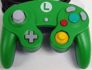 gamecube controller club controller luigi