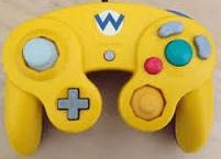 gamecube controller club controller wario