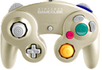 gamecube controller starlight gold