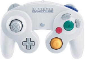 gamecube controller weiß