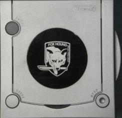 Gamecube Metal Gear Solid Version
