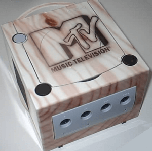 Seltener MTV Airbrush Gamecube