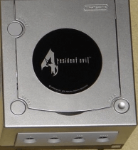 Gamecube Resident Evil 4 Version