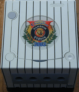 Hanshin Tigers Gamecube Version
